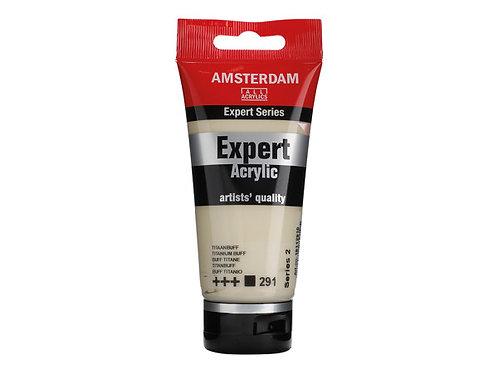 Amsterdam Expert 75ml - Titanium Buff