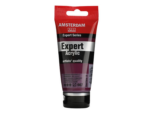 Amsterdam Expert 75ml - Permanent Red Violet