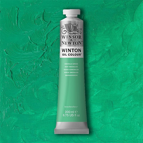 Winton Oil Colour Emerald Green