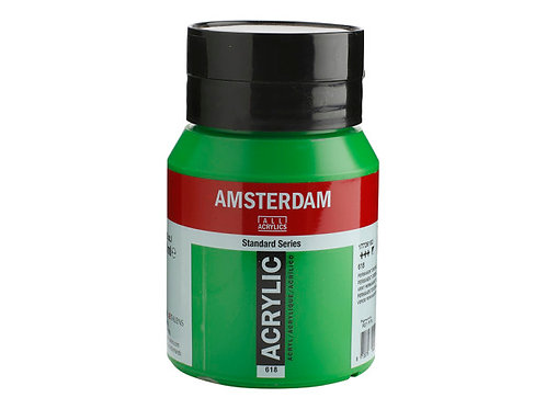 Amsterdam Standard 500ml - Permanent Green It.