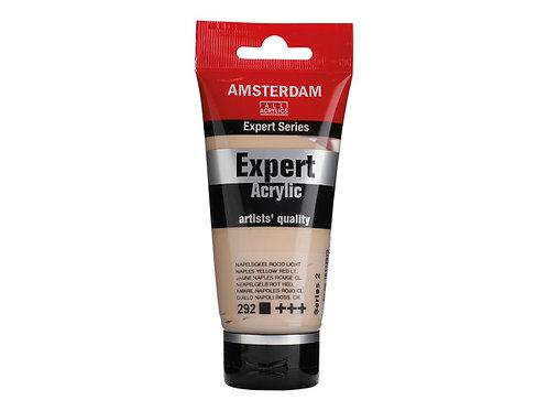 Amsterdam Expert 75ml - Naples Yellow Red Light