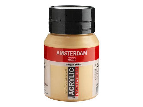 Amsterdam Standard 500ml - Light Gold