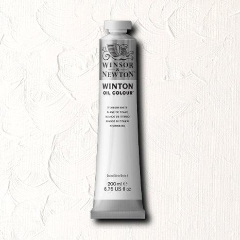 Winton Oil Colour Titanium White