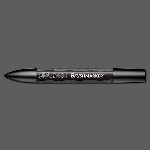 W&N Brushmarker - Cool Grey 5