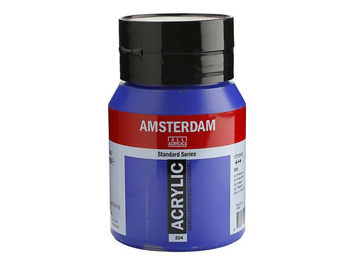 Amsterdam Standard 500ml - Ultramarine
