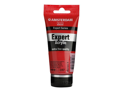 Amsterdam Expert 75ml - Transparent Red Medium