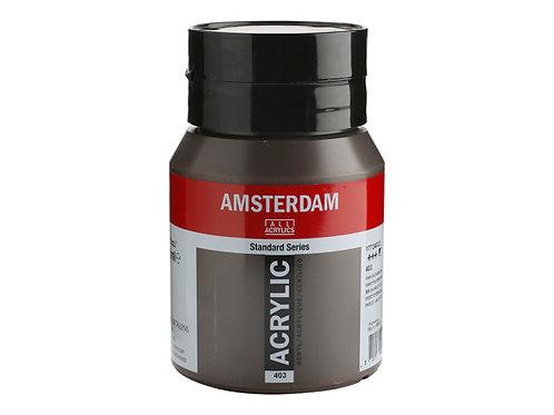 Amsterdam Standard 500ml - Vandyke Brown