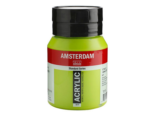 Amsterdam Standard 500ml - Yellowish Green