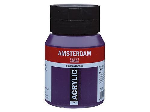 Amsterdam Standard 500ml - Permanent Blue Violet