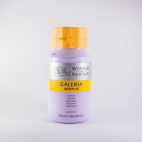 Galeria Acrylic Pale Violet