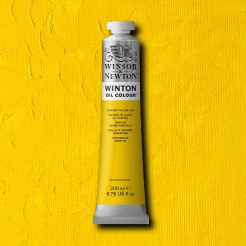 Winton Oil Colour Chrome Yellow Hue