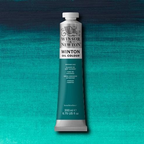 Winton Oil Colour Viridian Hue