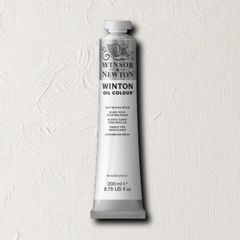 Winton Oil Colour Soft Mixing White
