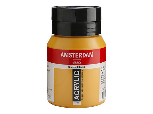 Amsterdam Standard 500ml - Yellow Ochre