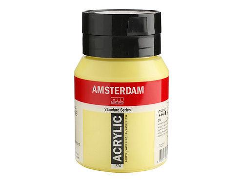 Amsterdam Standard 500ml - Nickel Titanium Yellow