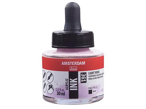 Amsterdam Ink 30ml – 361 Light Rose