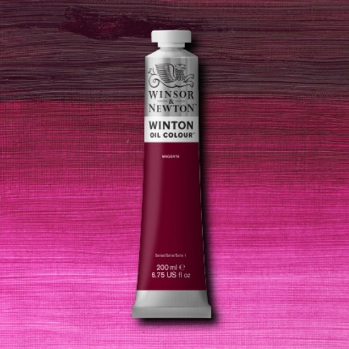 Winton Oil Colour Magenta