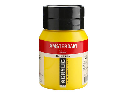 Amsterdam Standard 500ml - Azo Yellow Light