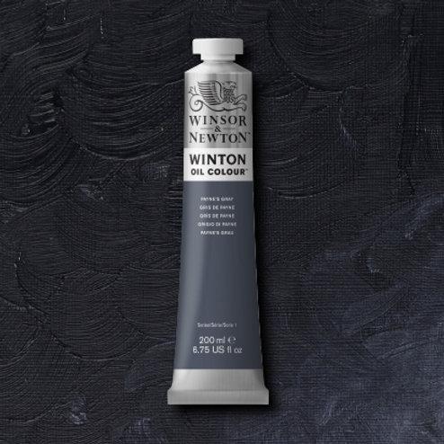 Winton Oil Colour Paynes Gray