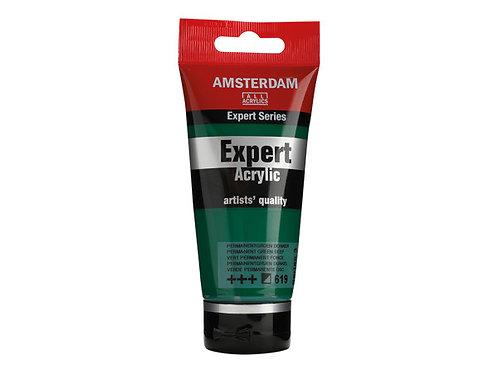 Amsterdam Expert 75ml - Permanent Green Deep