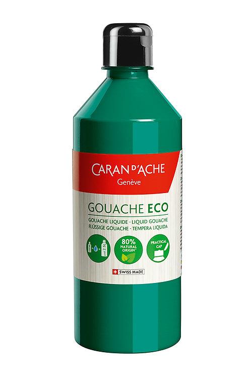 Caran d'Ache Gouache ECO Liquid 500ml Emerald Green