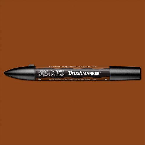W&N Brushmarker - Burnt Sienna