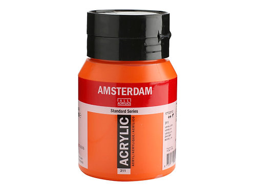 Amsterdam Standard 500ml - Vermillion