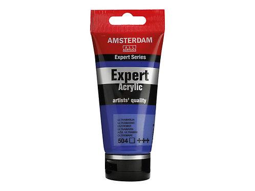 Amsterdam Expert 75ml - Ultramarine
