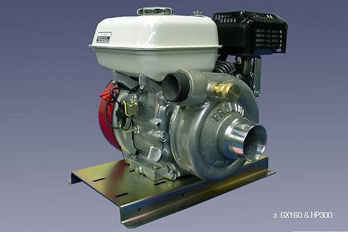 Honda GX160 & HP300 Pump Combo