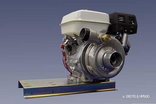 Honda GX270 & HP 500 Pump Combo