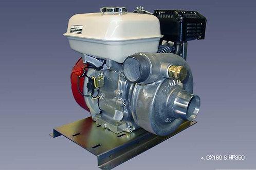 Honda GX160 & HP350 Pump Combo