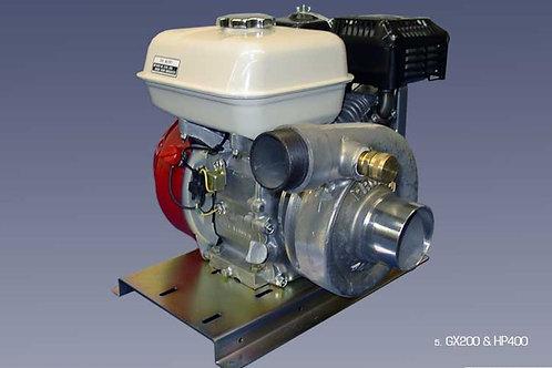 Honda GX200 & HP400/Pump Combo