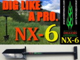 "Anaconda NX6 36"" Shovel"