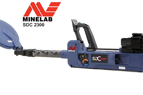 Minelab SDC 2300  (Unit is on backorder and will be shipped direct from Minelab)