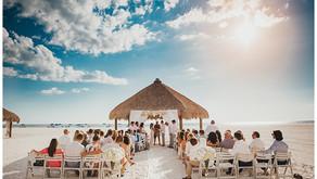 Carla & Mark - Beach Wedding