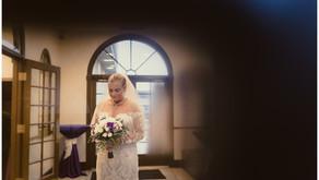 Villa Park Photographer - Purple Rain - A Wedding Story
