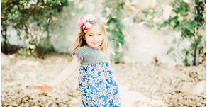 Lombard Family Photographer - Four Year Old Birthday