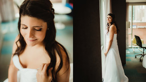 Amy & Brian - Chicagoland Wedding Photographer - Maggiano's Banquets