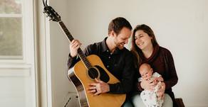 NW Indiana Lifestyle Newborn Photographer