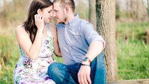 Chesterton Photographer - Northwest Indiana Engagement - Spring is in the Air