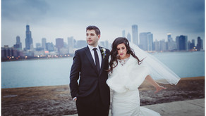 Chicago Wedding Photographer - A Winter Wedding Story