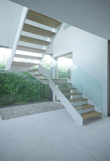 New modern residential detached house by RIBA Chartered Practice qR Architects London  Architects London