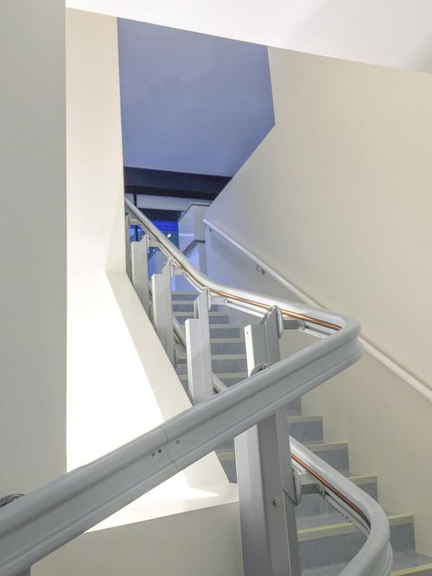 Medical Clinic, Bondway, Lambeth SW8 by RIBA Chartered Practice qR Architects London  Lambeth Architects