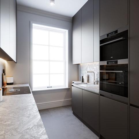 Ashworth Mansions, Maida Vale, London W9