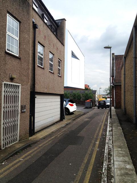 Brampton Lane, Hendon NW4