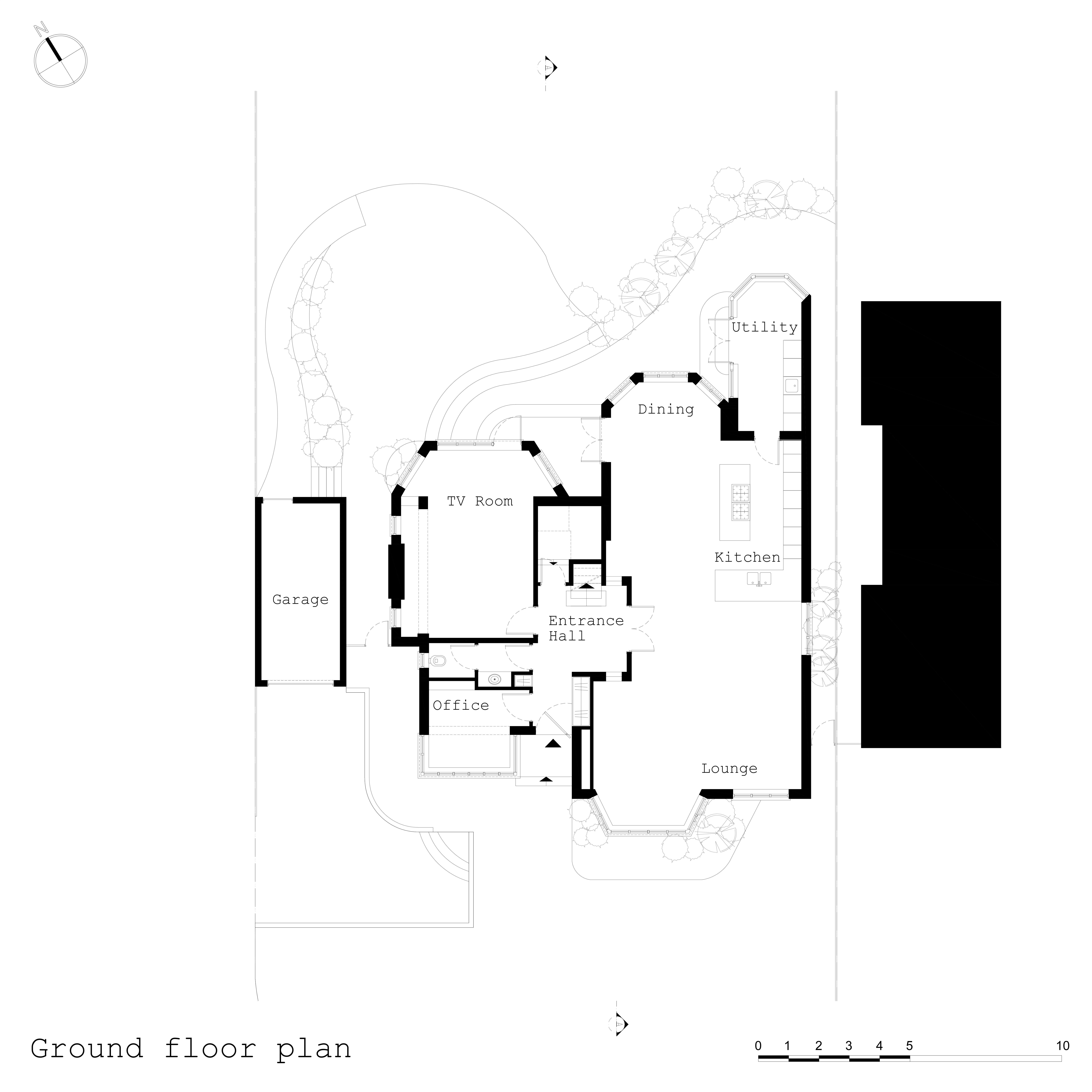 Groound Floor Plan