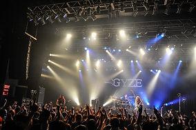 gyze stage gig