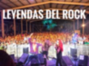 GZE Leyendas del rock