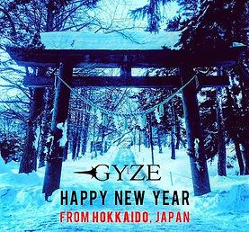 gyze new year jinja
