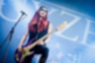 ARUTA GYZE bassist